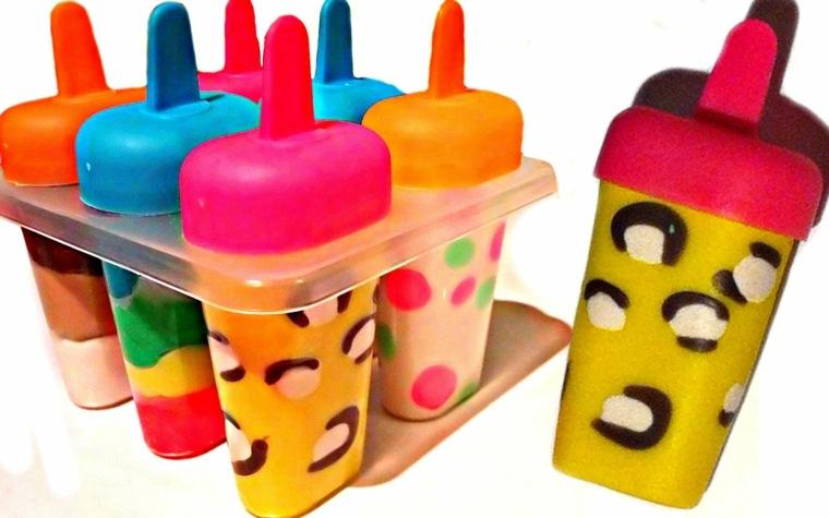 juegos de verano para niños helados