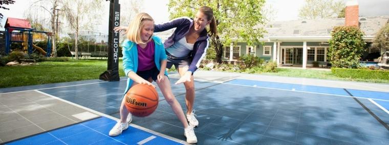 juegos para ninos al aire libre baloncesto ideas