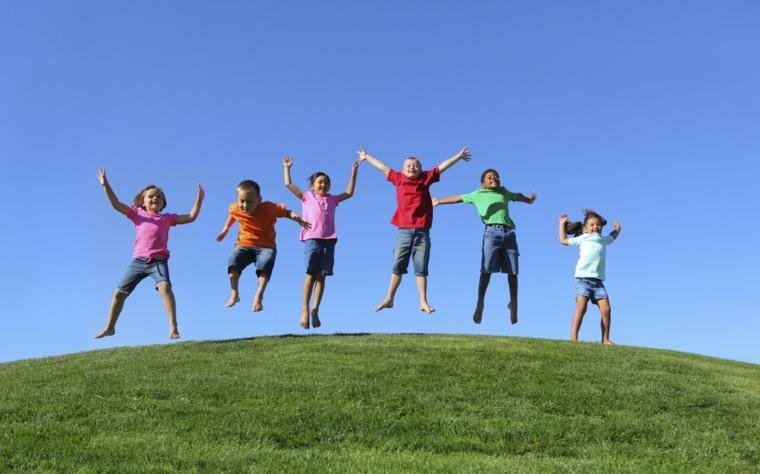 juegos para ninos al aire libre ninos felices ideas