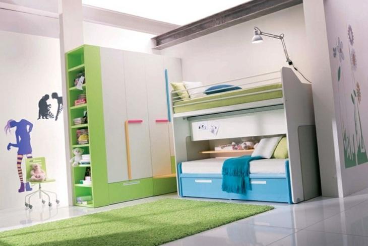 juvenil crerativa habitacion especial alargada