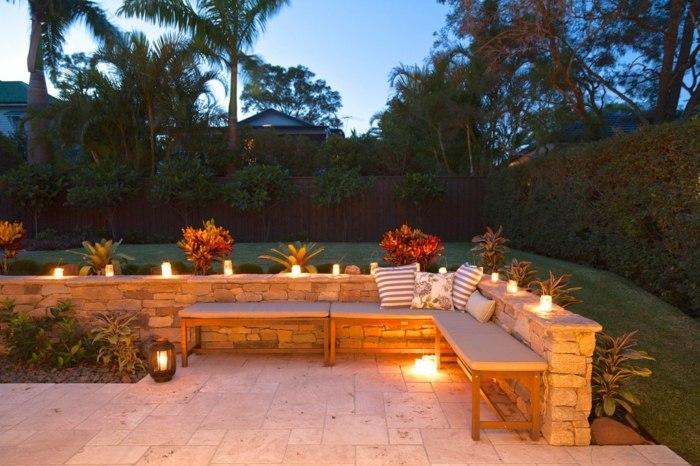 luminarias bases suelos madera velas