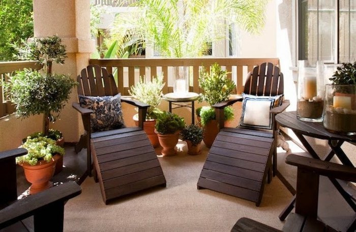 macetas cactus techado sillones salas