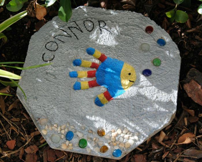 manos marcada especiales suelos materiales