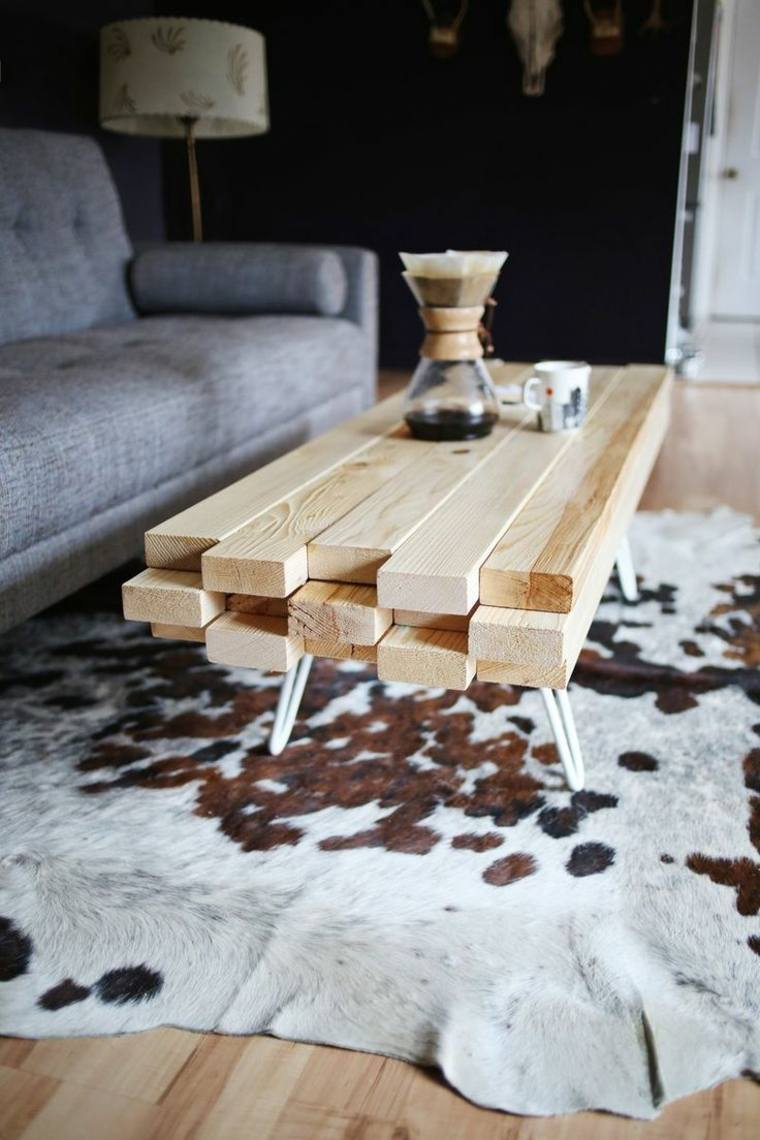 Manualidades con madera ideas de muebles que puede recrear for Manualidades de muebles