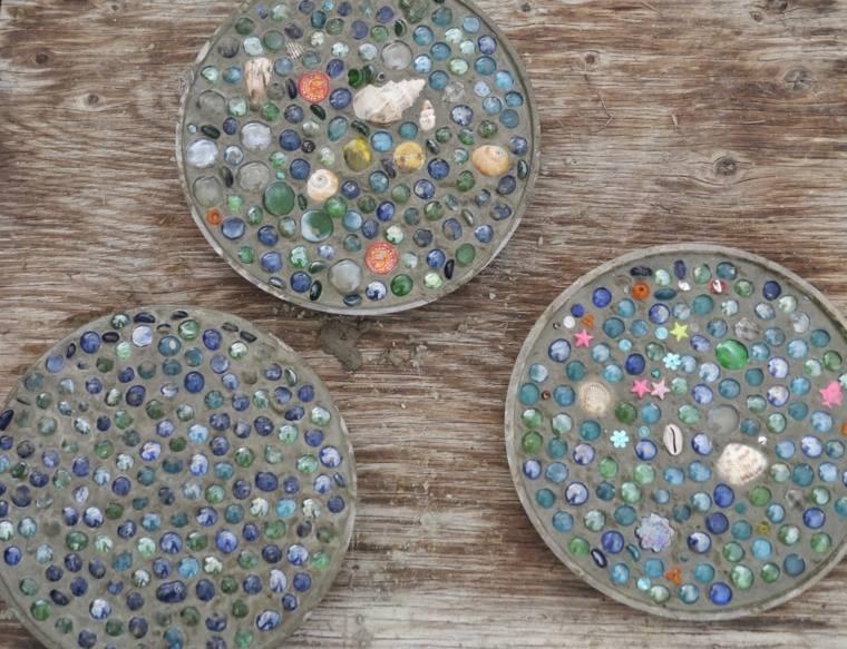 Ideas creativas manualidades y decoración del jardín -