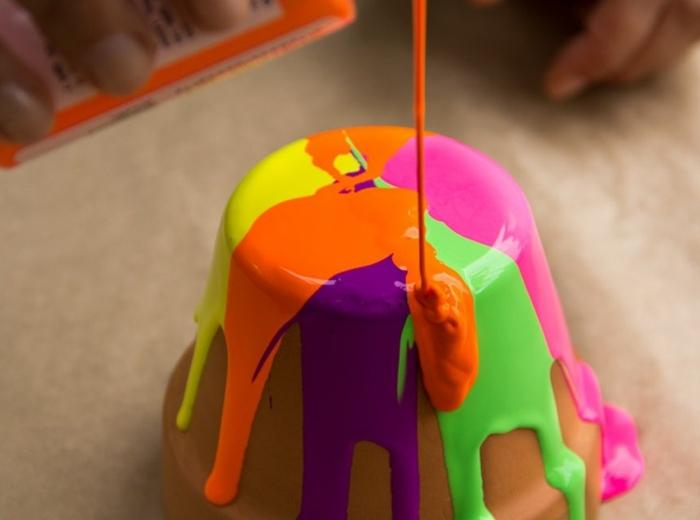 manualidades para niños uentes pinturas ideas
