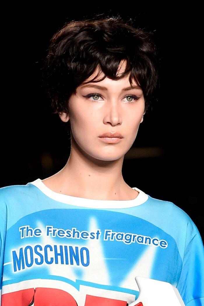 maquillaje natural moderno tendencia 2016 moschino ideas