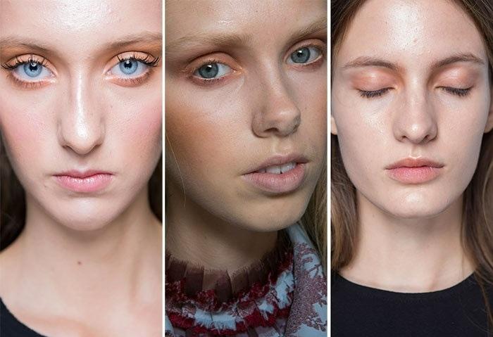 maquillaje natural moderno endencia 2016 sombras naturales ideas