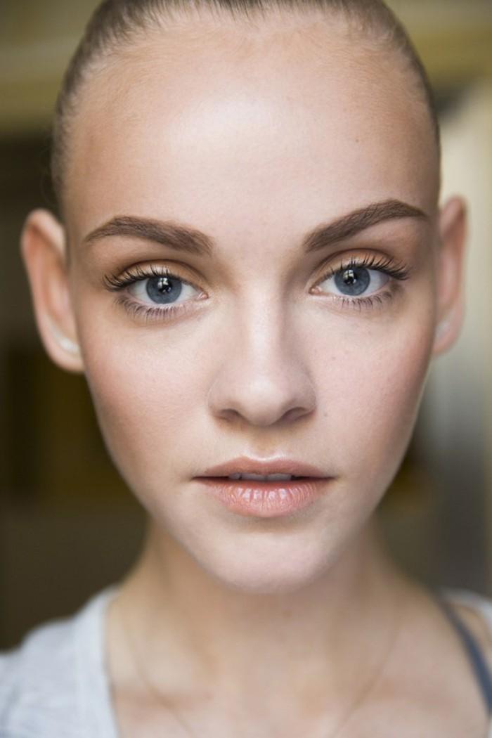 maqullaje natural moderno tendencia 2016 color piel ideas