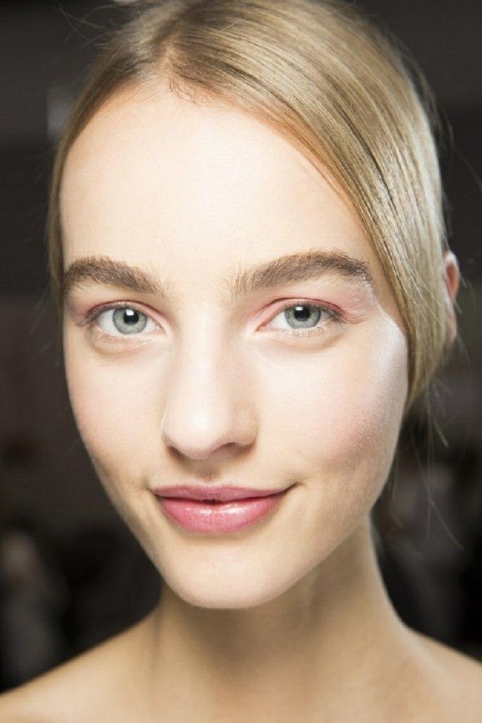 maqullaje moderno tendencia 2016 maquillaje sin maquillaje ideas