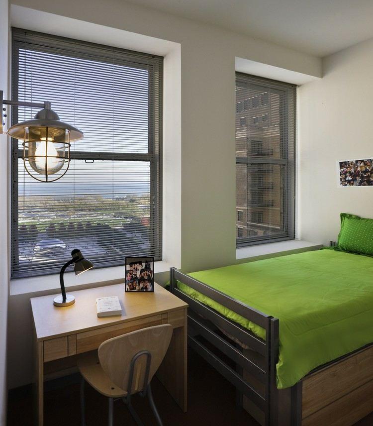 Mesas de escritorio para el dormitorio del adolescente for Bedroom ideas student
