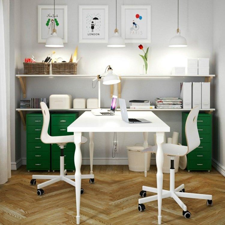 Mesas de escritorio para el dormitorio del adolescente for Sillas para dormitorio