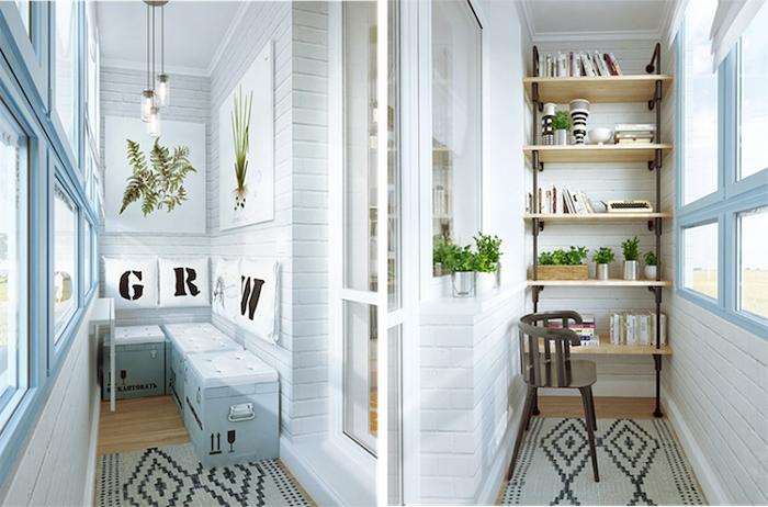 mobiliario iluminacion cerrado conceptos blanco