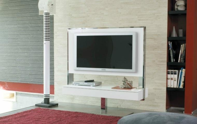 Muebles para TV con diseño moderno a la última -