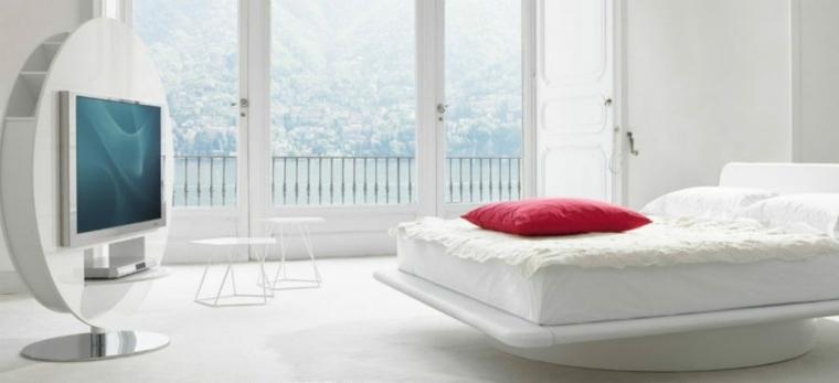 Muebles para tv con dise o moderno a la ltima for Diseno de muebles para dormitorio de nina