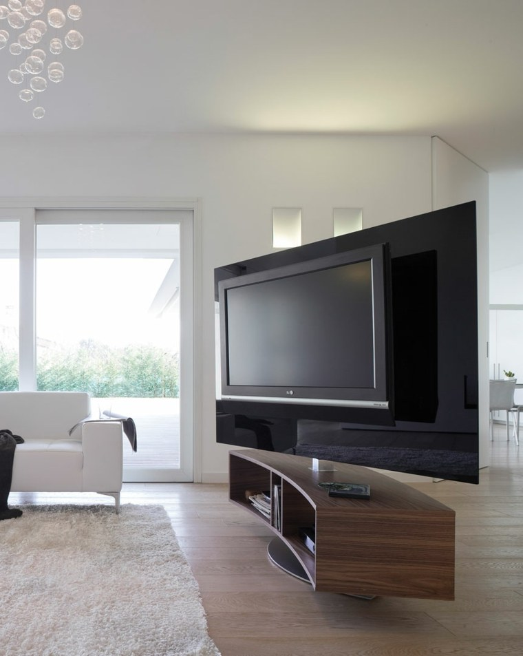 Muebles para tv con dise o moderno a la ltima for Muebles para tv conforama