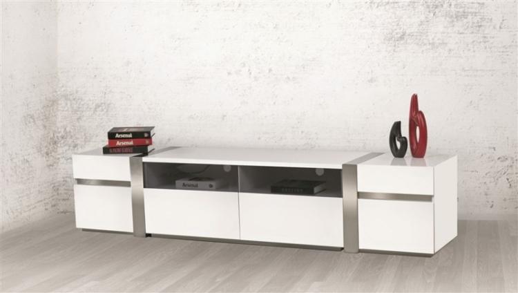 muebles para salon diseos modernos cristallino