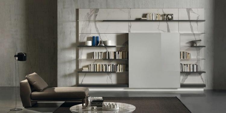 muebles para salon massimo castagna marmol sillones