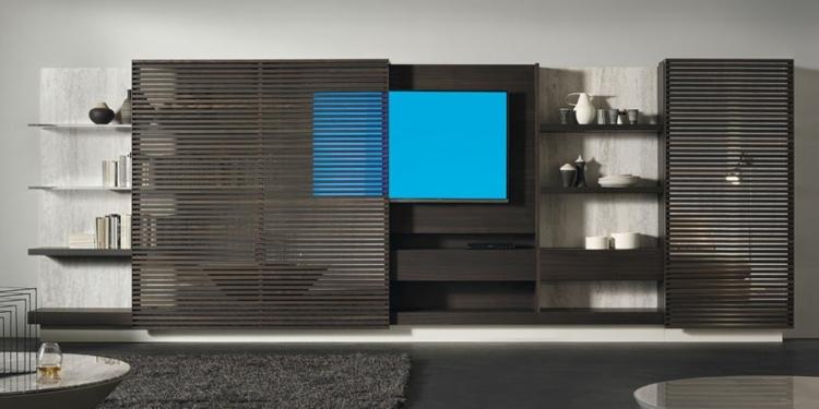 muebles para salon diseños massimo castagna lentas