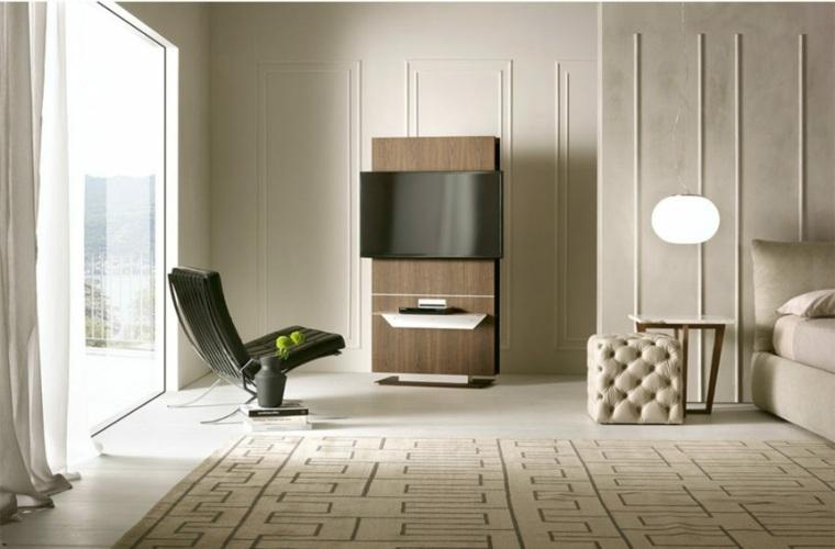 Muebles para tv con dise o moderno a la ltima - Muebles salon diseno italiano ...