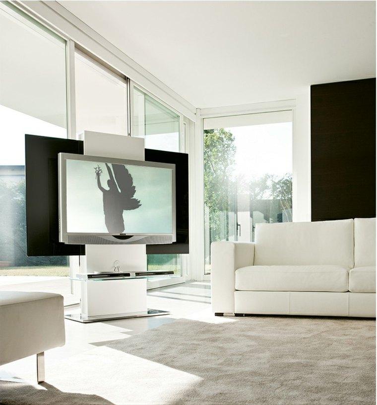 Muebles para tv con dise o moderno a la ltima - Televisores para cocina ...