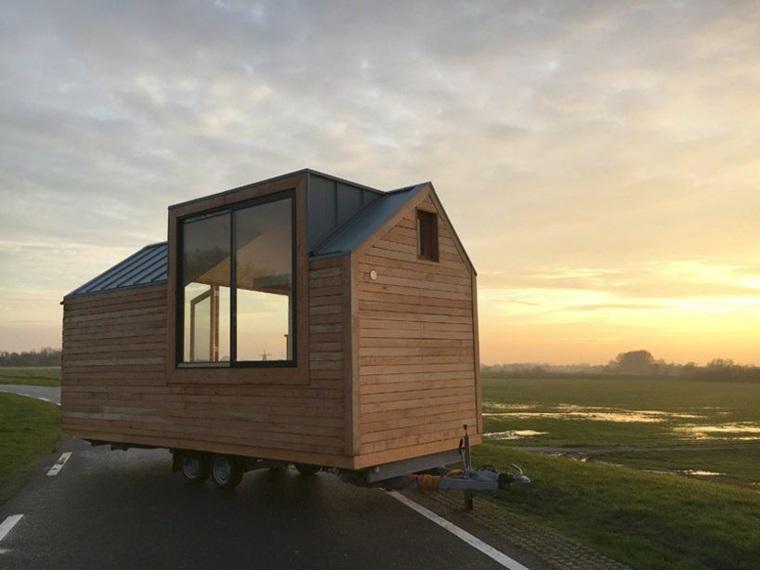 opciones casas pequenas ruedas mover mundo ideas