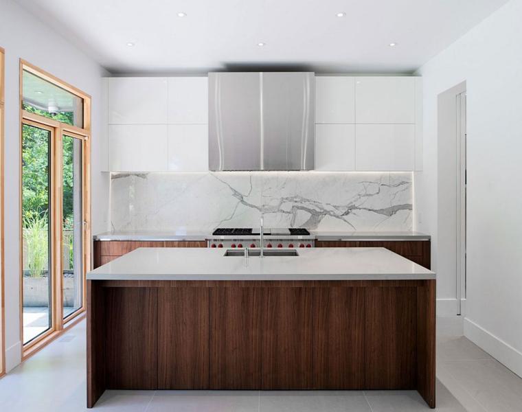 original diseño cocina moderna isal