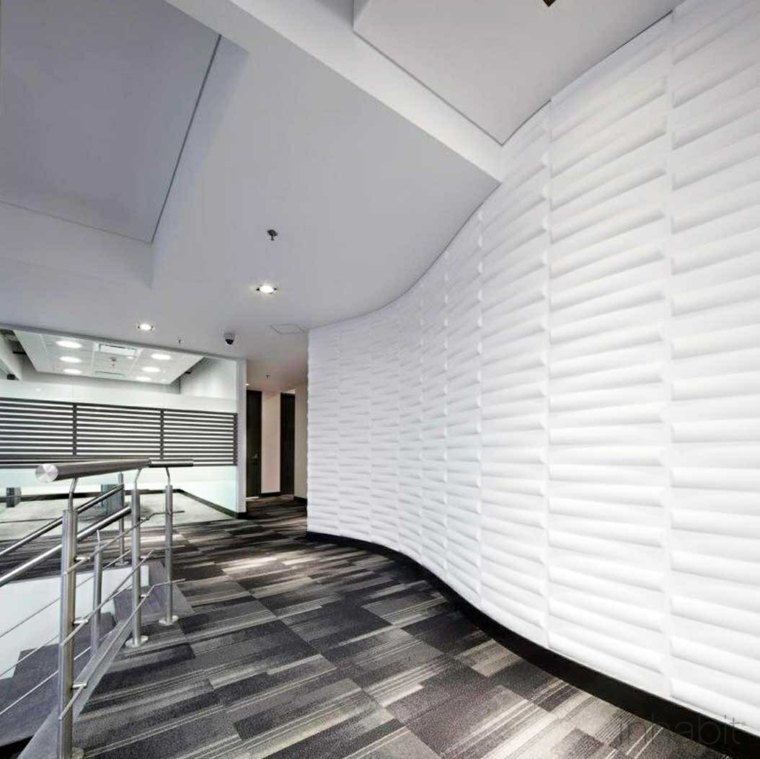 original pasillo estilo moderno