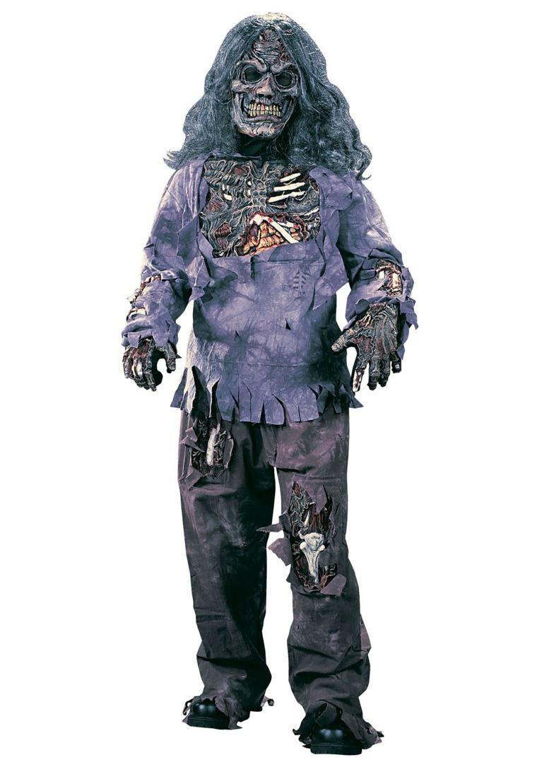 original diseño disfraz monstruo