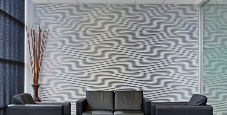 original pared efecto 3d