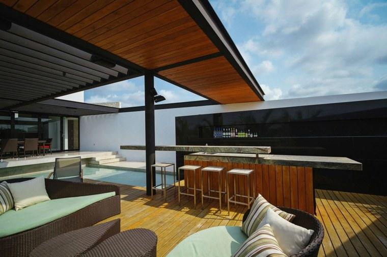 original diseno terraza bar moderno