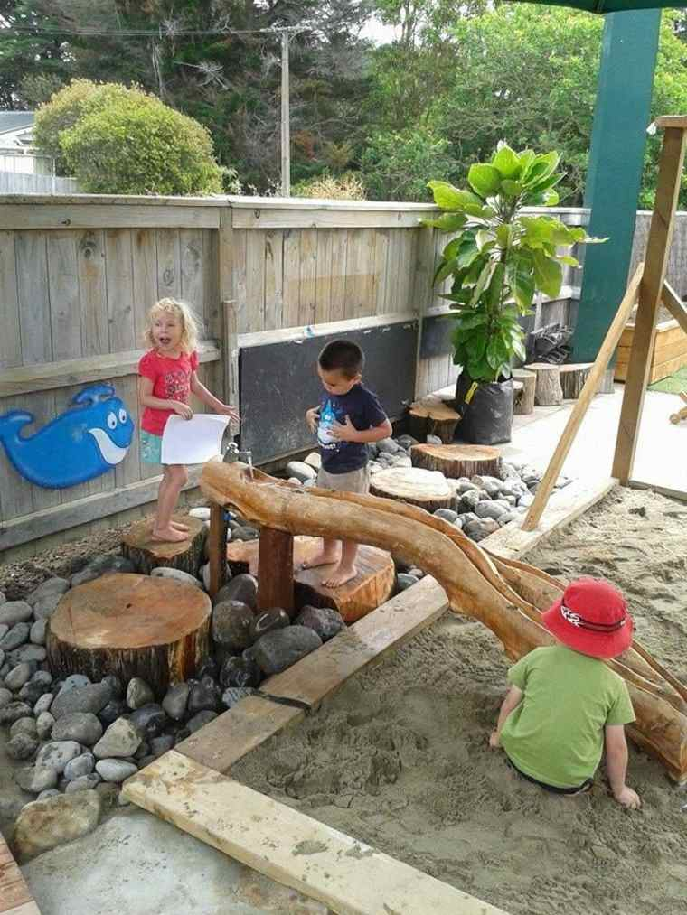 Actividades infantiles para exterior e ideas originales Diy