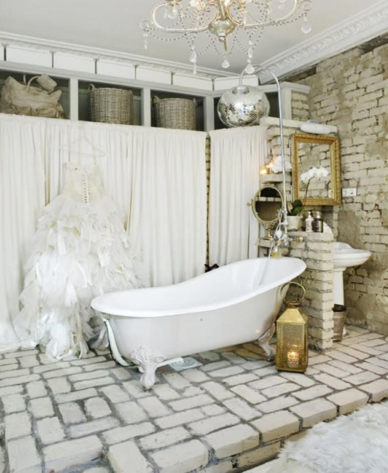original diseño bañera tipo vintage