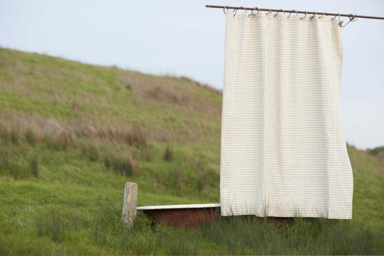 originales telas para cortinas