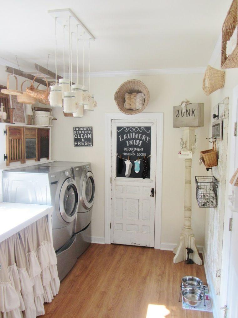 original diseño cuarto de lavado