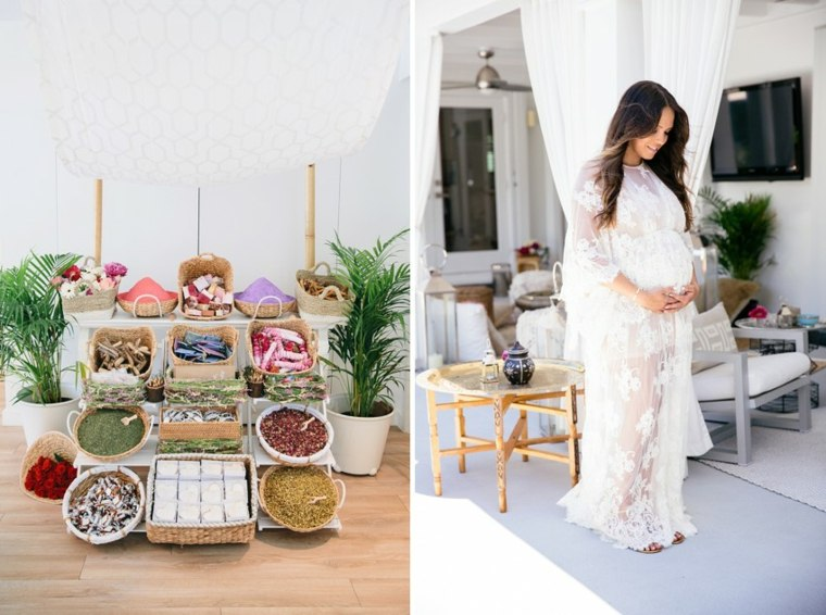 Estilo boho chic para decorar tu fiesta baby shower - Decoracion estilo hippie chic ...