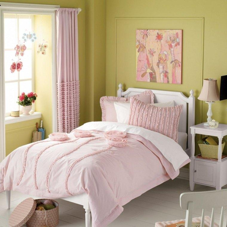 ideas decoración habitación infantil