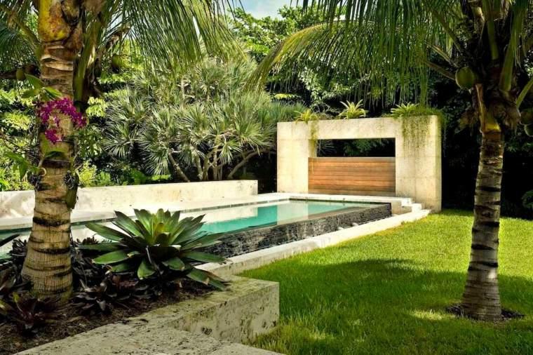 original diseño piscina pequeña