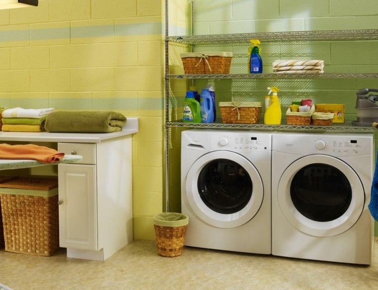 original diseño zona lavadoras