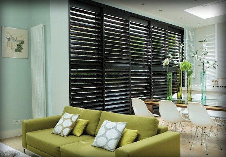 original diseno salon sofa verde
