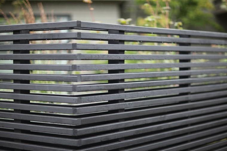 original diseño valla metal