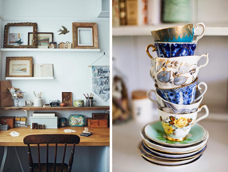 Decoracion vintage el estilo m s rom ntico para tu hogar for Decoraciones para tu hogar