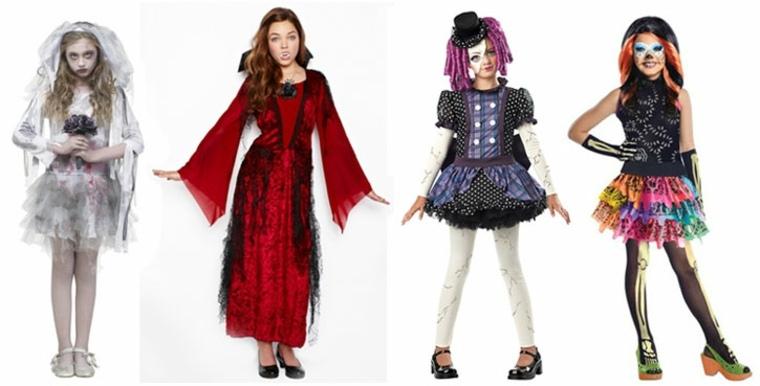 originales diseños disfraces halloween