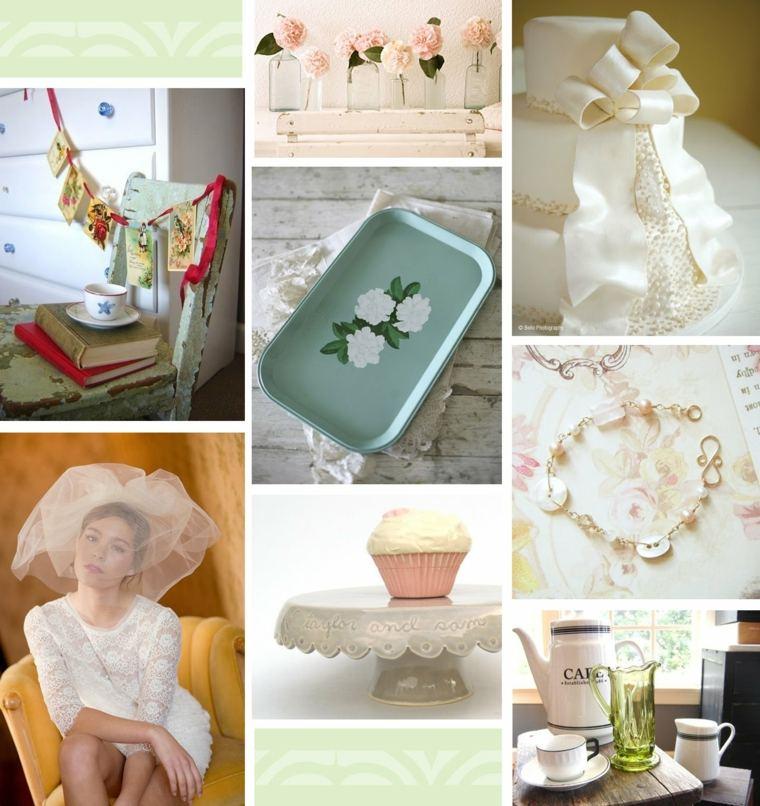 Objetos de decoracion estilo vintage for Objetos decoracion