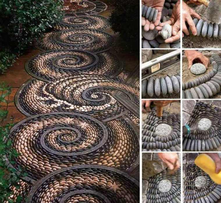 originales ideas decorar mosaicos jarcin