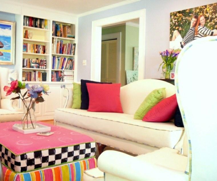 originales muebles complementos colores verano