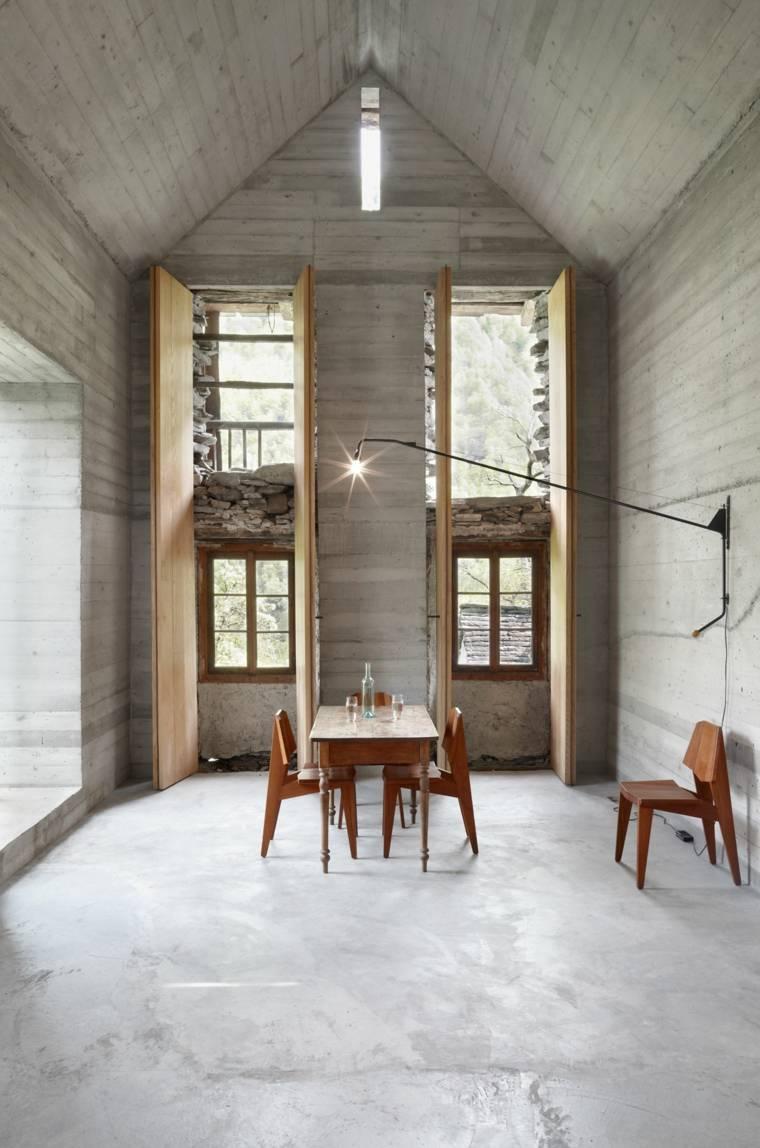 Persianas de madera modernas para todas las habitaciones for Persianas madera
