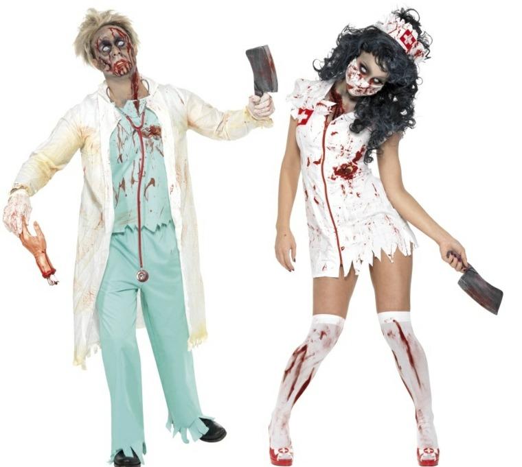 pareja asesinos medico enfermera