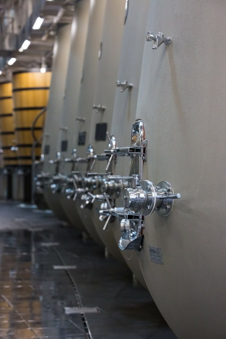 bodega vinos burdeos