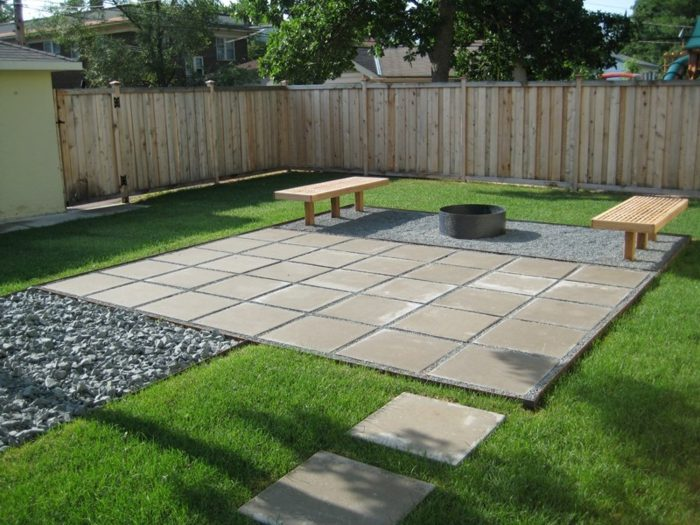 Patios ideas de dise os especiales para los d as de verano - Fotos de aticos decorados ...